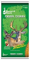 Record Rack Deer Corn Apple Flavored