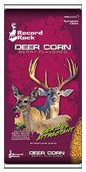 Record Rack Deer Corn Wild Berry